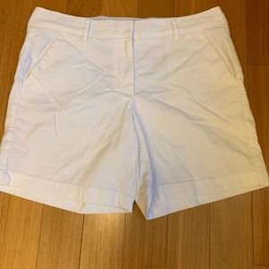 Tommy Hilfiger Women's Shorts Size 8 White